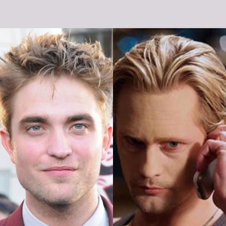 <p>It may seem impossible that your obsession with Robert Pattinson will ever waver, but if you're bloodthirsty for more pasty, brooding and beautiful men who play vampires, feast your eyes on Alexander Skarsgard who plays Eric Northman in True Blood. Once you watch him on screen once, you'll be his forever!</p>