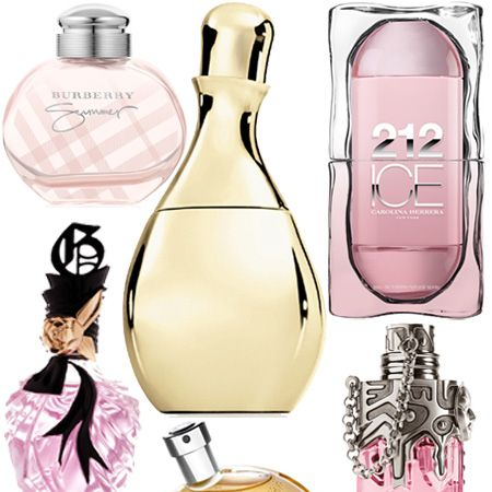 <p>When the days and nights are hot, make sure your fragrance is also. There are sassy summary scents for every girl's taste - here's our pick of the best smellers</p>