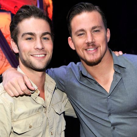 <p>One hottie, two hotties, three hotties, oh and there's more. Cosmo HQ are very happy today as last night's Teen Choice Awards were awash with amazingly good looking guys, here are the best of the bunch for your viewing pleasure...</p><p>Left: <strong>Chace Crawford</strong> and <strong>Channing Tatum</strong> look equally edible at the bash although we're sure they'd be more comfy with Cosmo squeezing in between them! </p>