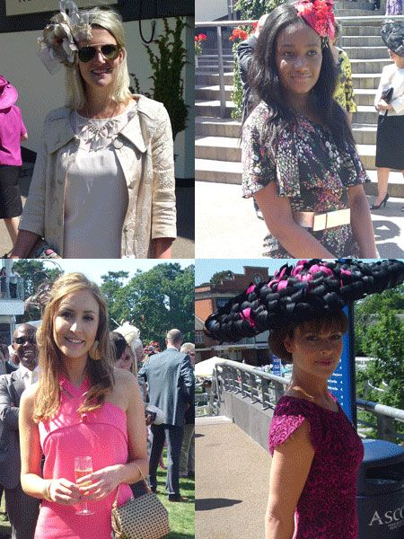 <h3>We've donned our fave fascinators and headed to the chicest events this summer to scout some serious style at Vintage at Goodwood festival, Henley Royal Regatta and Ladies Day at Royal Ascot</h3>