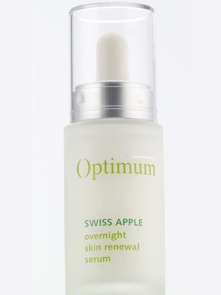 """<p>The infamous anti-ageing benefits of rare Swiss apple are usually confined to hugely expensive wonder creams costing up to £200 a bottle, but Superdrug has managed to produce a night renewing serum containing the magic ingredient for a snip. Hitting stores at £9.99, but rising to £14.99 late October, it's set to be a sell-out. Get grabbing!</p>  <p>Optimum Swiss Apple Overnight Skin Renewal Serum, £9.99, <a target=""""_blank"""" href=""""http://www.superdrug.com/new-superdrug-optimum-swiss-apple-overnight-skin-renewal-serum/page/swissapple/"""">superdrug.com</a></p>"""