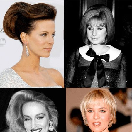 It seems that our modern hair lovelies have been taking tips from the icons of yesterday. Whether it's an Audrey Hepburn crop, or a Jerry Hall side-sweep, we've got a hot look for any lady looking to inject some retro cool into her hair