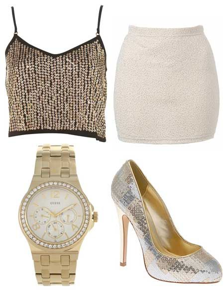 <h3>The trick to turning heads is all in the detail. Glitzy glitter and sexy sequins never fail to get you noticed and luckily sparkling fashion is a hot trend this season. Here's Cosmo's pick of the pieces that pack a punch...</h3>
