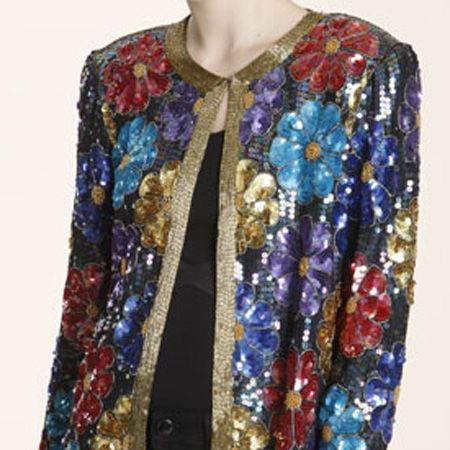 """<p>This mouth-watering floral sequin jacket will transform <em>any</em> outfit. It's perfect for party season but, quite frankly, we'd wear it every day! </p>       <p>£85, <a target=""""_blank"""" href=""""http://www.urbanoutfitters.co.uk/One-Of-A-Kind-Floral-Sequin-Jacket/invt/5415435970000&bklist?cm_mmc=AffWin-_-Winter09-_-ShopStyle+UK-_-null"""">urbanoutfitters.co.uk</a> </p>"""