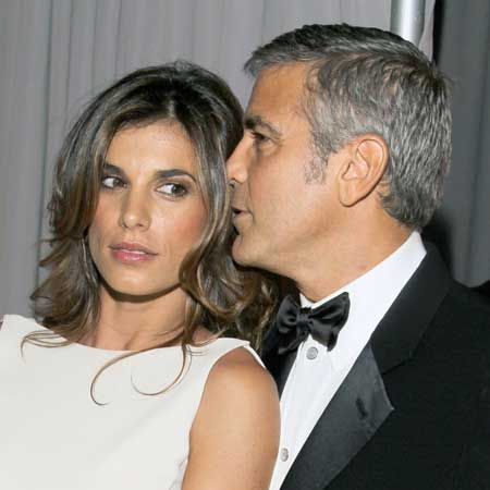 <p>Get ready to go 'aww' as we celebrate these loved-up celeb pairs who showcased their romances at the Emmy's 2010...</p>     <p><br />Left: <strong>George Clooney</strong> and <strong>Elisabetta Canalis</strong> The luckiest lady alive aka model and actress is Elisabetta listened to George's sweet nothings as he whispered into her ear, what we'd give to swap spots with her!</p>