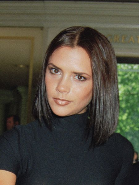 It was 1997, the year of girl power, and Victoria Beckham was still Victoria Adams. Or, to be more accurate,