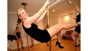 "<p>""I try my pole dancing moves on my boyfriend - by using him as a pole! I show off my stamina by gripping my thighs around his waist, and hanging upside-down. He loves it.""</p>  <p><strong>Nicola, 31 Peterborough</strong></p>"