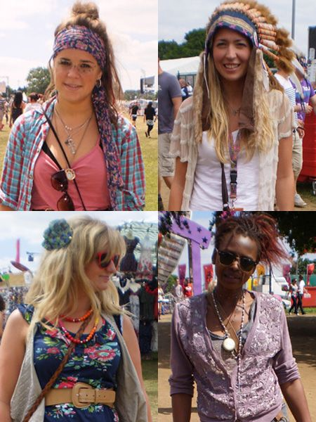 <h3>Looking fashionable in a field is no mean feat! Cosmo's taken to the festival circuit and hunted out the hottest dressers to celebrate summer style and give you some inspiration for your outdoor outfits</h3>