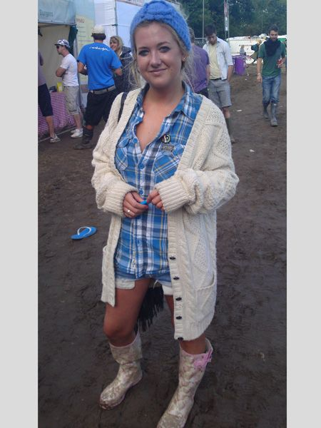 <p>Who: Becky, Bristol</p>