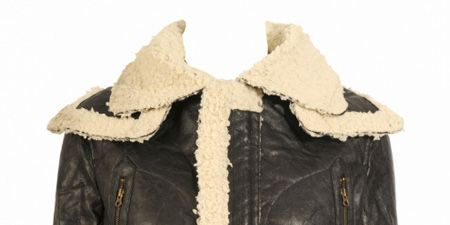 """<p>Aviator jackets are this season's staple. You don't have to splash the cash on one - this puppy's a steal!</p>  <p>£30, <a target=""""_blank"""" href=""""http://www.selectfashion.co.uk/clothing/s032-0301-05_black-cream.html"""">selectfashion.co.uk</a></p>"""