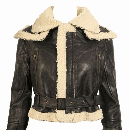 """<p>Aviator jackets are this season's staple. You don't have to splash the cash on one - this puppy's a steal!</p><p>£30, <a target=""""_blank"""" href=""""http://www.selectfashion.co.uk/clothing/s032-0301-05_black-cream.html"""">selectfashion.co.uk</a></p>"""