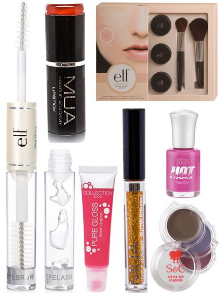 <p>If you're budgeting your beauty for a new year at uni you needn't to splurge your loan on pricey new products. It's possible to fill your entire makeup bag for £35 with these bargain buys</p>