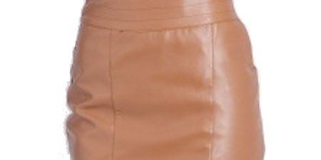 """<h3>These top 20 buys are all under £25 PLUS you get a further student discount... Go forth and shop girls!</h3>  <p>Left: Missguided.co.uk has one of the best leather look skirts on the high street. Available in black and tan. Foxy!</p>  <p>£19.99, <a target=""""_blank"""" href=""""http://www.missguided.co.uk/Clothing-Skirts/c87_27/p2895/Liza-Leather-Look-Mini-Skirt-In-Tan/product_info.html"""">missguided.co.uk</a>  <p>Student discount - save 10%</p>"""