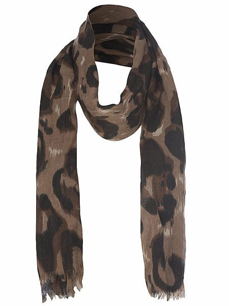 "<p>Leopard is the print du jour and this spot on scarf comes at a purr-fect price </p>  <p>£6.99, <a target=""_blank"" href=""http://www.newlook.com/shop/womens/scarves/blurred-spot-scarf_199147021?icSort=-bestSellerScore"">newlook.com </a><a href=""http://www.newlook.com/shop/womens/scarves/blurred-spot-scarf_199147021?icSort=-bestSellerScore""></a> </p>"