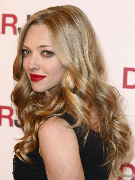 <p>Cosmo have been busy checking out the hairdo's of the rich and famous... check out this collection of gorgeous locks!</p>  <p>Left: With soft, buttery locks like these, <strong>Amanda Seyfried</strong> always looks hot on the red carpet. We love this old Hollywood glamour 'do.</p>