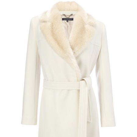 """<p>We love this snugly winter warmer. Yes, a white coat is totally impractical but when it looks this hot, who cares?</p><p>£220, <a target=""""_blank"""" href=""""http://www.frenchconnection.com/product/Woman+Collections+Coats+And+Jackets/70AD4/Polar+Express+Coat.htm"""">frenchconnection.com</a></p>"""
