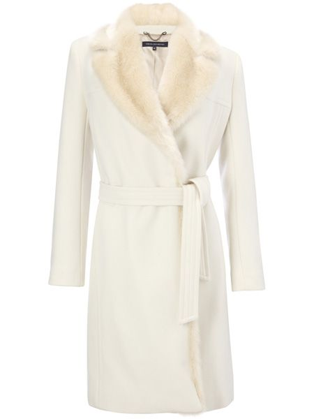 "<p>We love this snugly winter warmer. Yes, a white coat is totally impractical but when it looks this hot, who cares?</p>  <p>£220, <a target=""_blank"" href=""http://www.frenchconnection.com/product/Woman+Collections+Coats+And+Jackets/70AD4/Polar+Express+Coat.htm"">frenchconnection.com</a></p>"