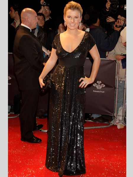 <p>Coleen knows how to pull out the stops without overdoing it. This knockout frock she wore to the Prince's Trust bash was dazzling with a dash of demure. A winning combo for a WAG that wants to be taken seriously in the fashion circles!</p>