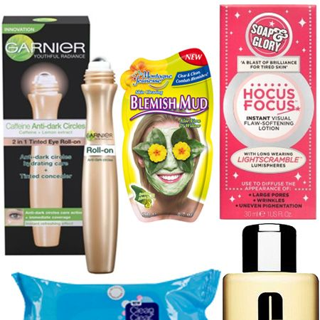 <p>You needn't blow your loan on skincare essentials. Yes, there are certain products to spend on but some you can save on too. Here's our pick of the products that will work to help you fake your eight hours sleep and 5-a-day (fruit and veg that is, not £1 pints...)</p>