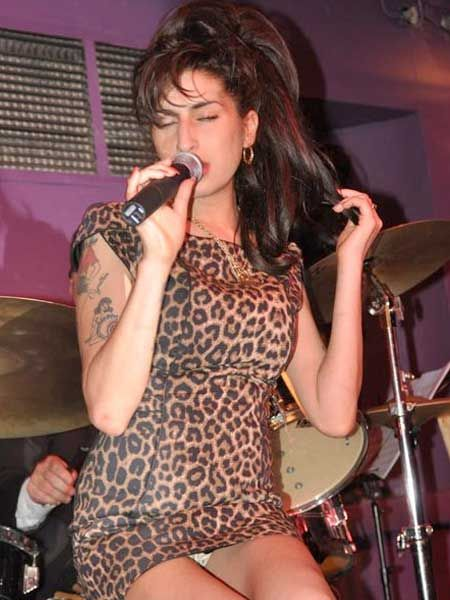 "<p>Get your celebrity gossip fix with Cosmo's pick of the showbiz sightings this week<br /></p><p> </p><p><a href=""http://www.cosmopolitan.co.uk/tags/amy-winehouse"">Amy Winehouse</a> was looking slightly worse for wear as she perched on a chair and performed one of her hits to support father Mitch, who topped the bill at London's new City Burlesque in Farringdon...  <br /></p>"