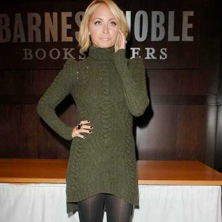 """<a href=""""http://www.cosmopolitan.co.uk/tags/nicole-richie"""">Nicole Richie</a>, who's set to marry long-term partner Joel Madden soon, signed copies of her autobiography 'Priceless' at Barnes & Noble at The Grove, Los Angeles..."""