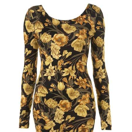 """<p>Cosmo's pick of the best dresses to take you through the party season in style</p><p>Autumnal florals have never been so fitting. We love this work of art</p><p>£26, <a target=""""_blank"""" href=""""http://www.topshop.com/webapp/wcs/stores/servlet/ProductDisplay?beginIndex=0&viewAllFlag=&catalogId=33057&storeId=12556&productId=1999960&langId=-1&sort_field=Relevance&categoryId=208523&parent_categoryId=203984&sort_field=Relevance&pageSize=20&beginIndex"""">topshop.com</a> </p>"""