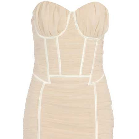 """<p>A racy corset dress scores high on the hot scale. This one's the cream of the crop!</p><p>£28, <a target=""""_blank"""" href=""""http://www.dorothyperkins.com/webapp/wcs/stores/servlet/ProductDisplay?beginIndex=0&viewAllFlag=&catalogId=33053&storeId=12552&productId=1928705&langId=-1&sort_field=Relevance&categoryId=208782&parent_categoryId=226988&sort_field=Relevance&pageSize=20&beg"""">dorothyperkins.com</a> </p>"""