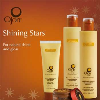<p>Hair care heroines Ojon have put together a special set of products to give your locks the lustre and love they deserve. The Shining Stars kit, £35 (worth £72) is designed to restore dull hair and protect your colour with Shine & Protect, shampoo, conditioner, leave in Glossing Cream and Restorative Hair treatment. It's the ideal indulgence for dry and curly hair and for adding shine, plus you'll pocket a nice saving!</p><p>Available at Harrods, Liberty and Fenwicks</p>