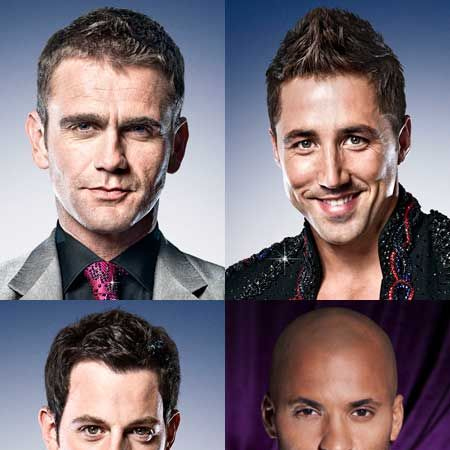 Dancing shoes at the ready, <em>Strictly Come Dancing</em> is back for another season of sequins, sambas and seriously sexy men. In honour of this dance dynasty Cosmo's here to show you the hottest men who've competed. And yes, they can even make Elvis-esque jumpsuits look sexy....