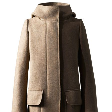 "<p>We love the Silhouette of this funnel neck coat, only available at the new +J brand at Uniqlo</p><p>£149.99, <a target=""_blank"" href=""http://www.cosmopolitan.co.uk/www.uniqlo.com"">uniqlo.com </a></p>"
