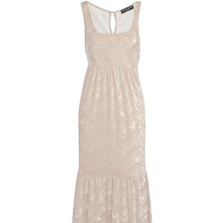 """<p>This ivory maxi looks way above its price tag. Warm it up with some chunky knits to nail easy-peasy chic </p>  <p> </p>  £65, <a target=""""_blank"""" href=""""http://www.dorothyperkins.com/webapp/wcs/stores/servlet/ProductDisplay?beginIndex=0&viewAllFlag=&catalogId=33053&storeId=12552&productId=2044978&langId=-1&sort_field=Relevance&categoryId=208614&parent_categoryId=208596&sort_field=Relevance&pageSize=20"""">dorothyperkins.com</a>"""