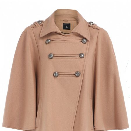 """<p>Atten-tion girls - here's a cape with a camel colour <em>and</em> military salute. Tri-trend-tastic!</p>  <p><strong> </strong></p>  <p>£65, <a target=""""_blank"""" href=""""http://www.dorothyperkins.com/webapp/wcs/stores/servlet/ProductDisplay?beginIndex=0&viewAllFlag=&catalogId=33053&storeId=12552&productId=2050903&langId=-1&sort_field=Relevance&categoryId=208614&parent_categoryId=208596&sort_field=Relevance&pageSize=20"""">dorothyperkins.com</a></p>"""