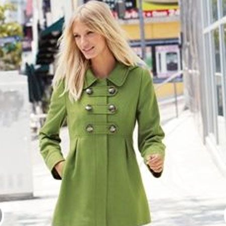 """<p>Make your mark with this bright military with pintucks&#x3B; accentuating you in all the right places<br /></p><p> </p><p>£50, <a target=""""_blank"""" href="""" http://www.next.co.uk/shopping/women-petite-collection  s/coats/9/1?extra=sch&n=women&mpch=ads"""">next.co.uk </a><br /></p>"""