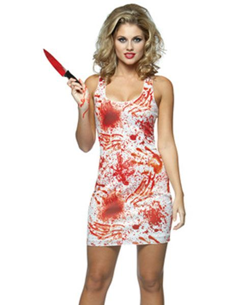 Not got time to shop for a Halloween costume? Team Cosmo are here to save you, we're flexed our creative skills to design Halloween costumes that are speedy to create and cheap to make. And to help with your Halloween fancy dress we're sharing our frightenly fun suggestions for you to copy...