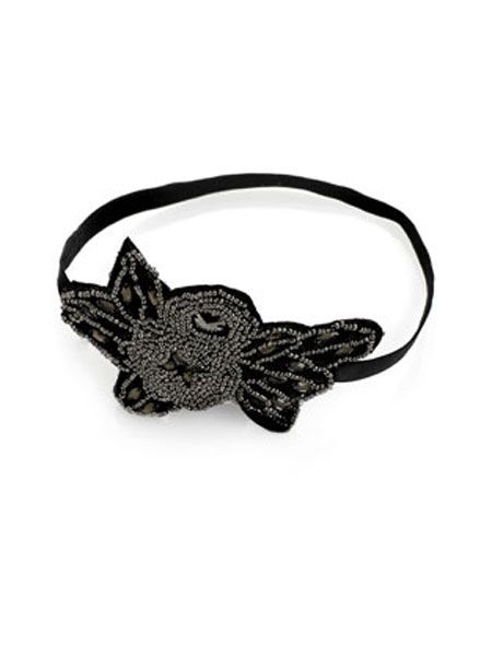"<p>Glam up your going out garments with these fabulous accessories, perfect for this party season! We've got jewellery, hair accessories, lashes and bags galore...  <br /></p><p> </p><p>Left: Accessorising your hair is the perfect way to add a hint of glamour, you can get this headband in different colours to suit your hair<br /></p><p> </p><p>£8, <a target=""_blank"" href=""http://www.accessorize.com/20s-beaded-bando/invt/78641603/?bklist=icat,4,shop,accessoriesshop,acchairfascinators"">accessorize.com</a><br /><br /></p>"