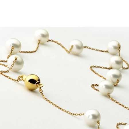 """<p>Jewellery can make or break your party outfit, so see our top ten jewellery picks for inspiration. Each piece is perfect for the party season and beyond.<br /></p><p> </p><p> </p><p>This elegant pearl necklace adds an air of sophistication to any outfit and the scattered design adds a modern udpdate to a classic piece. Perfect for day or night<br /><br />£49.99, <a target=""""_blank"""" href=""""http://www.cosmoshop.co.uk/Scatter-Pearl-Necklace/lid/8349"""">cosmoshop.co.uk</a><br />   </p>"""