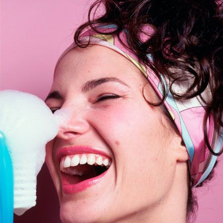 <p>The winter blues getting you down? Take inspiration from some of our fave celebs on how to make yourself happy...</p><br />