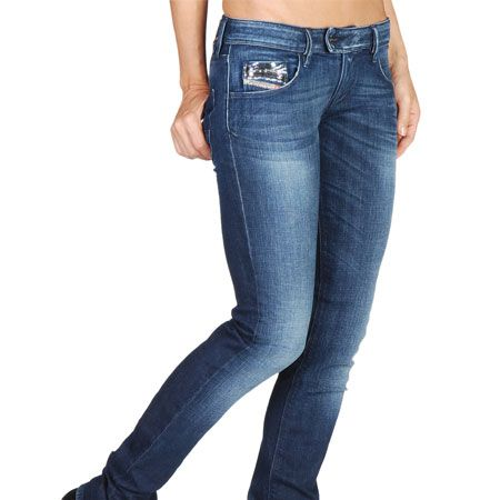 """<p>The high-quality Diesel jeans are a staple for any wardrobe and these distressed ones only get better with age! <br /></p><p> </p><p> £100, <a target=""""_blank"""" href=""""http://store.diesel.com/item/tskay/536897A2/cod10/3618  7603ID/rr/1"""">diesel.com</a></p>"""
