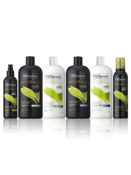 <p>If you prefer your products natural – and your beauty regime to be kinder to the environment – check out the fab new TRESemmé Naturals range. The new shampoos and conditioners are formulated without nasties (no parabens or silicone, lower sulphates) and with yummy natural ingredients and organic extracts. The styling products are equally lovely and the non-aerosol hairspray is as kind to the environment as it is to your hair</p>  <p> £5.39 each, Boots, Superdrug, Tesco and Sainsbury's</p>