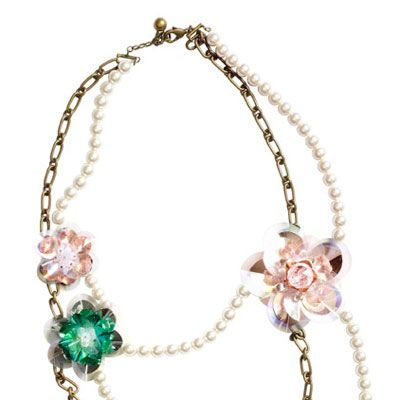 <p>This girlie chic jewellery is the perfect way to dress up your party outfit or keep things cool for day!<br /></p><p><br />Picked by Clare Smith, Fashion Assistant<br />  </p>