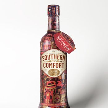 The Christmas lights are almost all on, carols are playing in the shops and Christmas films are being shown on the box, so it must be time for party season! Start things off with this limited edition bottle of Southern Comfort, £17.99, that comes wrapped in illustrations to give it some extra New Orleans edge. For a festive themed drink, mix a shot of Southern Comfort with ginger beer and a wedge of lime.