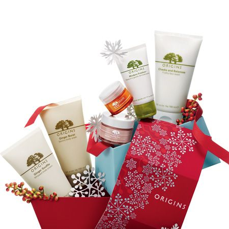 """<p>All beauty junkies love Origins and they do fabulous Christmas sets which mean huge savings. This ultimate kit packed with their most amazing products saves you £33.35 - bonus!</p><p>Origin Greats, £49, <a href=""""http://www.origins.co.uk/templates/products/sp_nonshaded.tmpl?CATEGORY_ID=CAT29323&PRODUCT_ID=PROD99378 """" target=""""_blank"""">origins.co.uk</a></p>"""