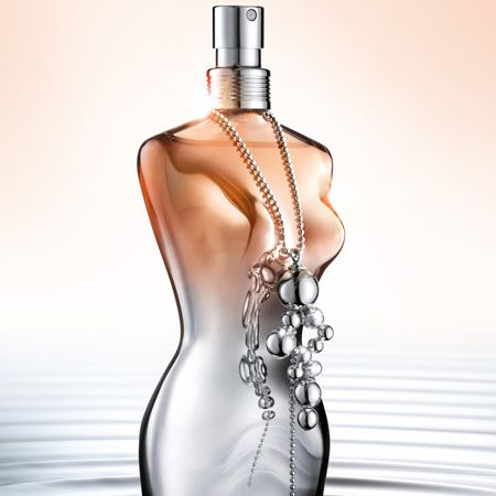 """Whether she's a Classique collector or a fragrance fan, she'll love this limited edition """"Charm"""" version of Jean Paul Gaultier's iconic perfume. The corset has been replaced with a sexy necklace of silvery bubbles, signed by the designer, which can be reused as a handbag charm <p> </p><p>Classique Collectors Edition, £66.50/100ml, nationwide </p>"""