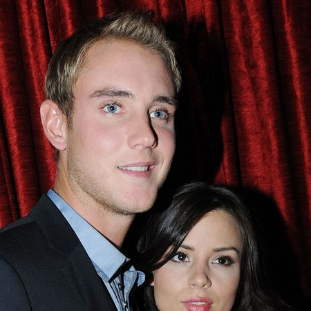 You may recognize England cricketer Stuart Broad's other half Kacey from the small screen. She's starred as Niel's sister in The Inbetweeners and been in Grange Hill