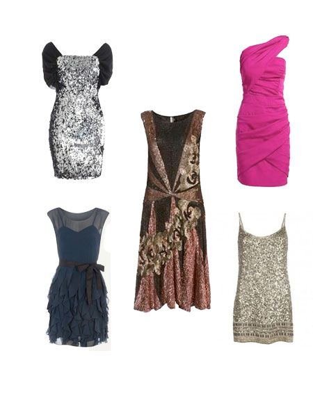 When that clock strikes twelve you want to be looking like a princess, so if you haven't already found your perfect NYE party frock then read on. We have the best from the latest trends and prices to suit all pockets, so go out, have fun, looking fabulous and Happy New Year!<br />