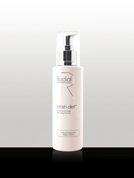 """<p>Forget messy and uncomfortable spa wraps and slather on this 'crash diet' gel instead. The latest wonder product from Rodial - the leaders in surgery-free sculpting - this not only breaks down fat and cellulite, it reduces fluid retention and tones and firms at the same time. We predict a sell-out!</p>  <p>£75, <a target=""""_blank"""" title=""""rodial crash diet gel at home spa treatments"""" href=""""http://www.asos.com/Rodial/Rodial-Asos-Online-Exclusive-Crash-Diet-Gel-150Ml/Prod/pgeproduct.aspx?iid=1471604&cid=2426&sh=0&pge=0&pgesize=-1&sort=-1&clr=Crash+Diet+Gel """">asos.com</a></p>"""