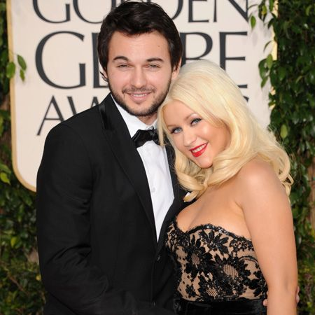 <p>Christina Aguilera was joined by new boyfriend Matt Rutler who she met on the set of her debut film Burlesque last year. The pair got together once the singing star had divorced her husband Jordan Bratman and it looks like a new romance was just the way to mend Christina's broken heart </p>