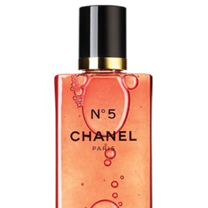 "Chanel No5 Essential Bath Oil, £30, <a href=""http://www.chanel.com/en_GB/fragrance-beauty/Fragrance-N%C2%B05-95254""target=""_blank"">Chanel.com</a>"