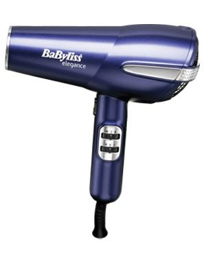 "Babyliss Elegance 2100, £28.50, <a href=""http://www.babyliss.co.uk/dryers_5560du.html""target=""_blank"">Babyliss.co.uk</a>"