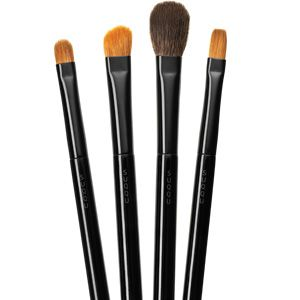 """<b><i>""""These are softer than any other brushes I've used – I love them""""</i> <br /> Lisa Eldridge, Makeup Artist </b><br />Suqqu, from £18, <a href=""""http://www.selfridges.com/""""target=""""_blank"""">Selfridges.com</a>"""